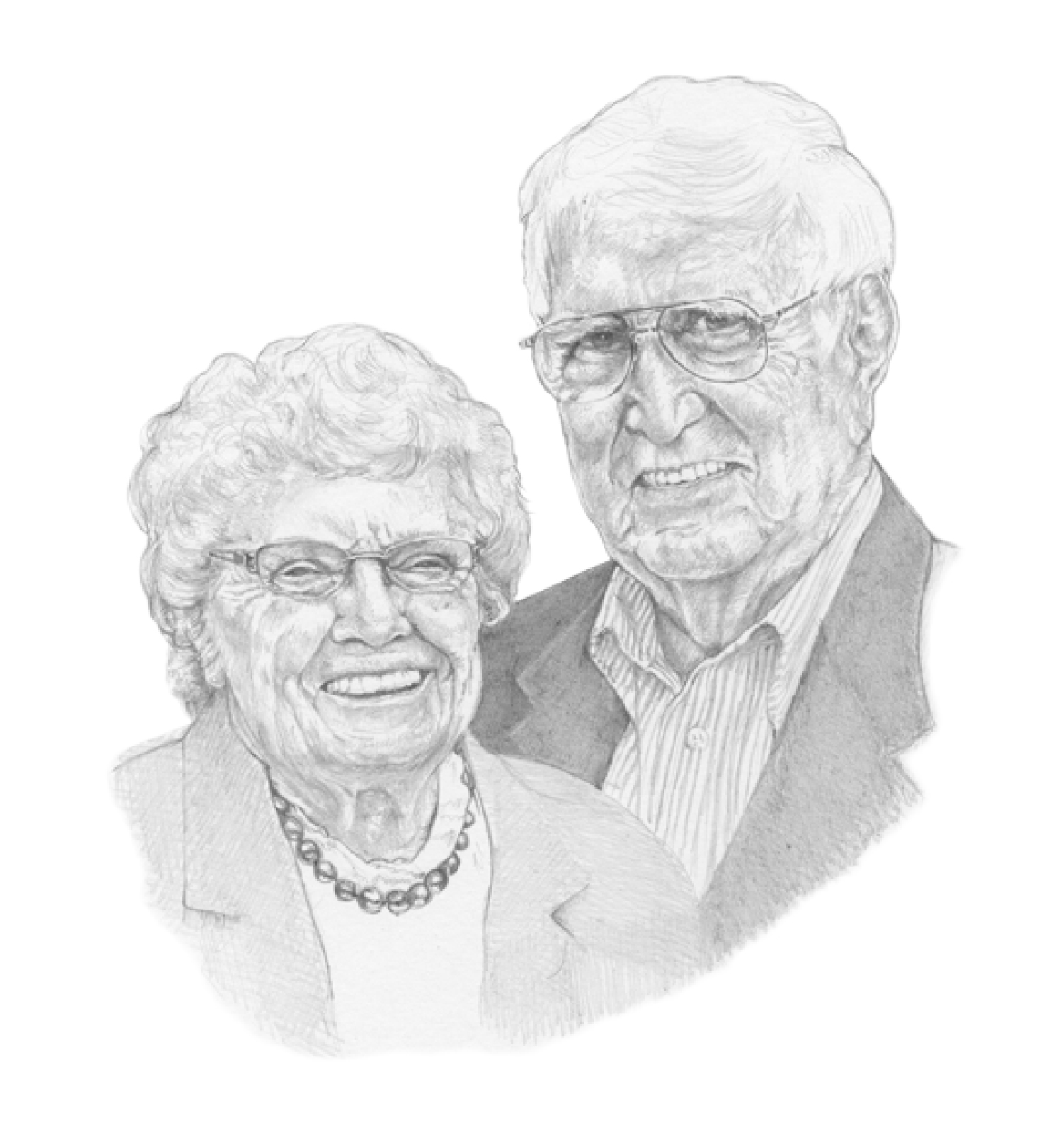 Conard and Nancy Stitzlein