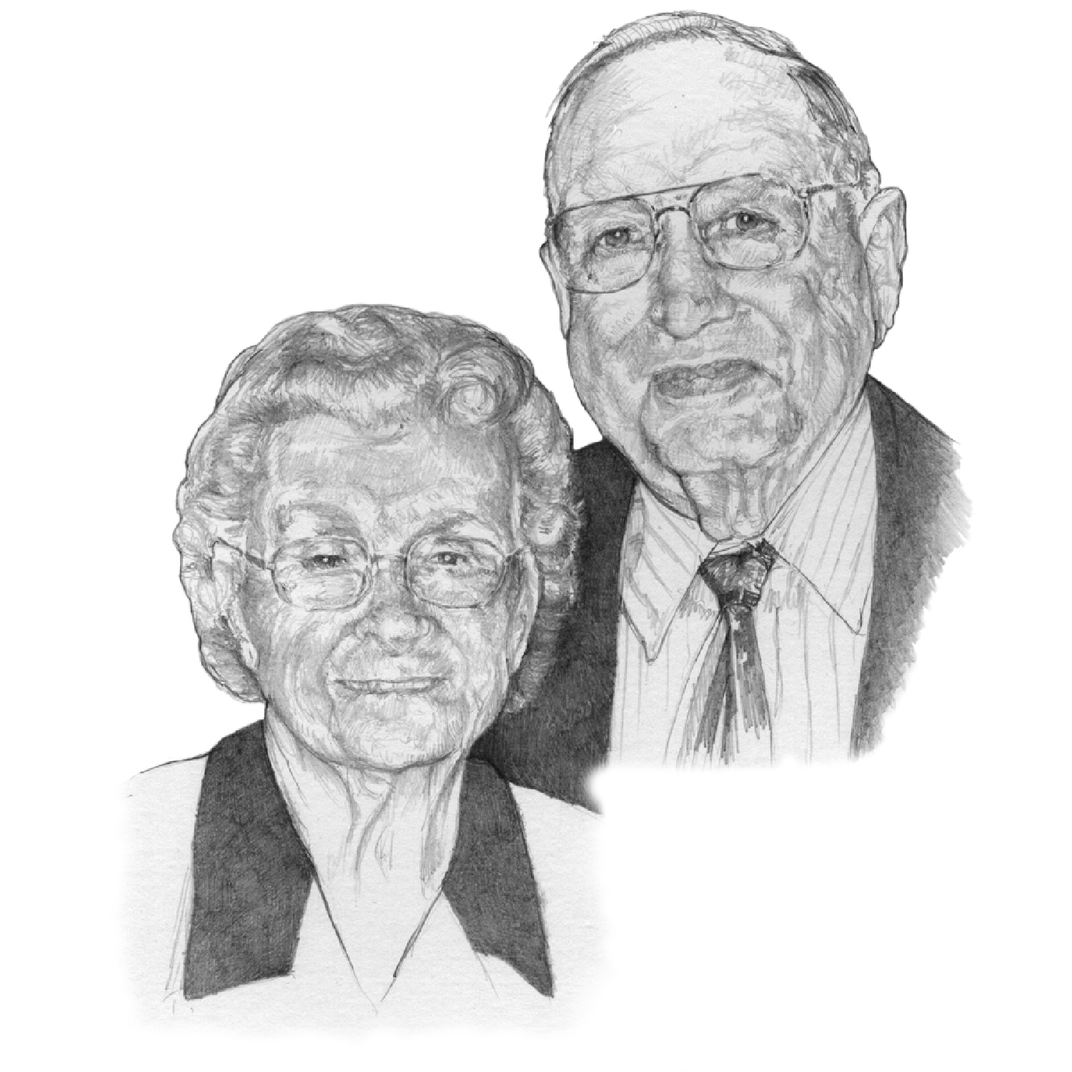 Harold and Pat Carswell