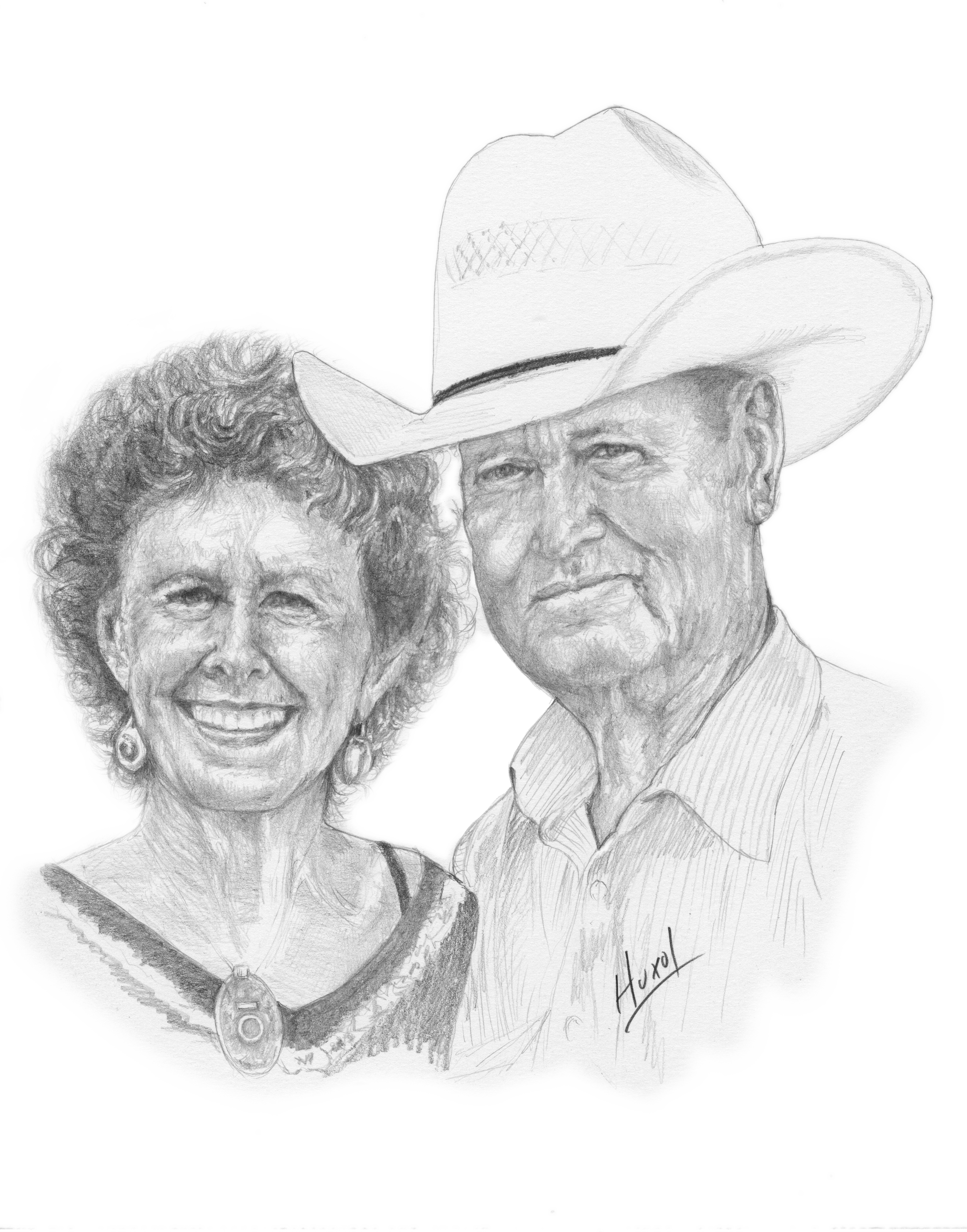 Dale & Mary Barber
