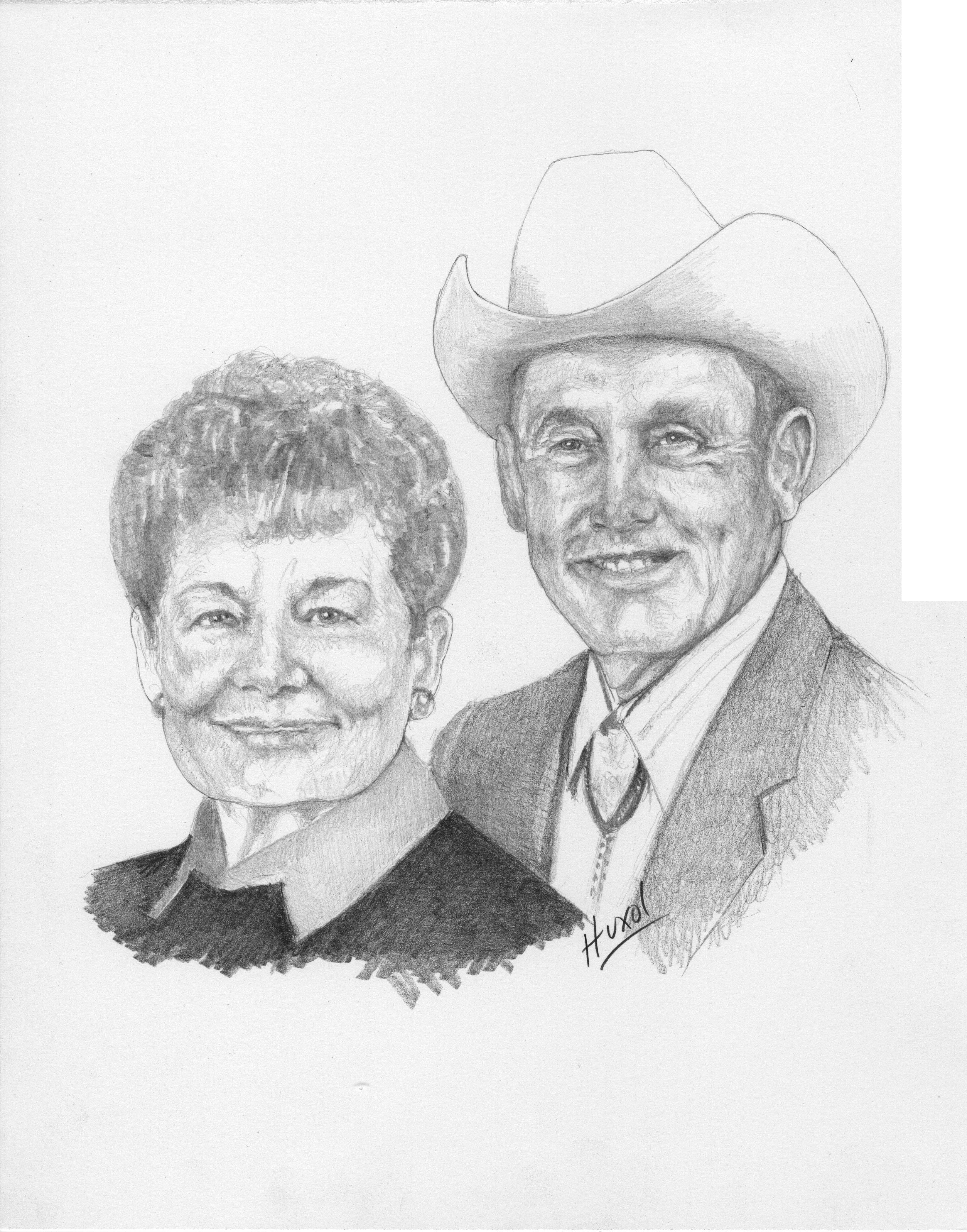 Clifford & Barbara Copeland