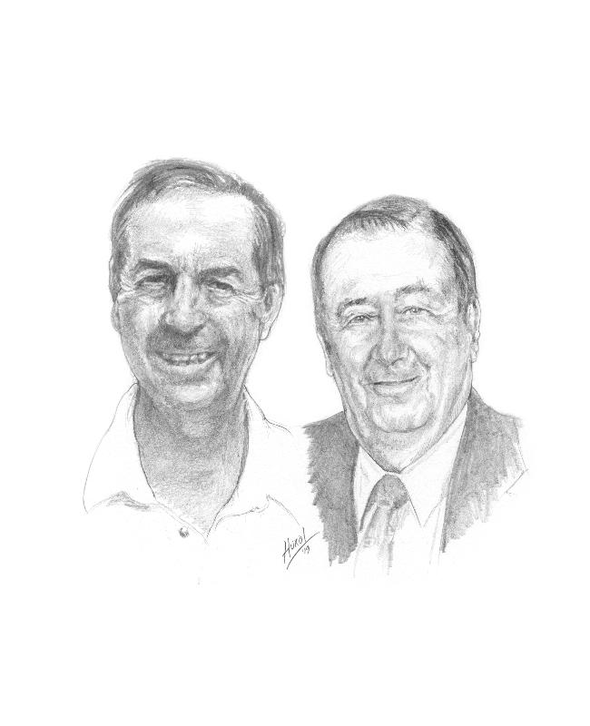 George and Harry Tjardes