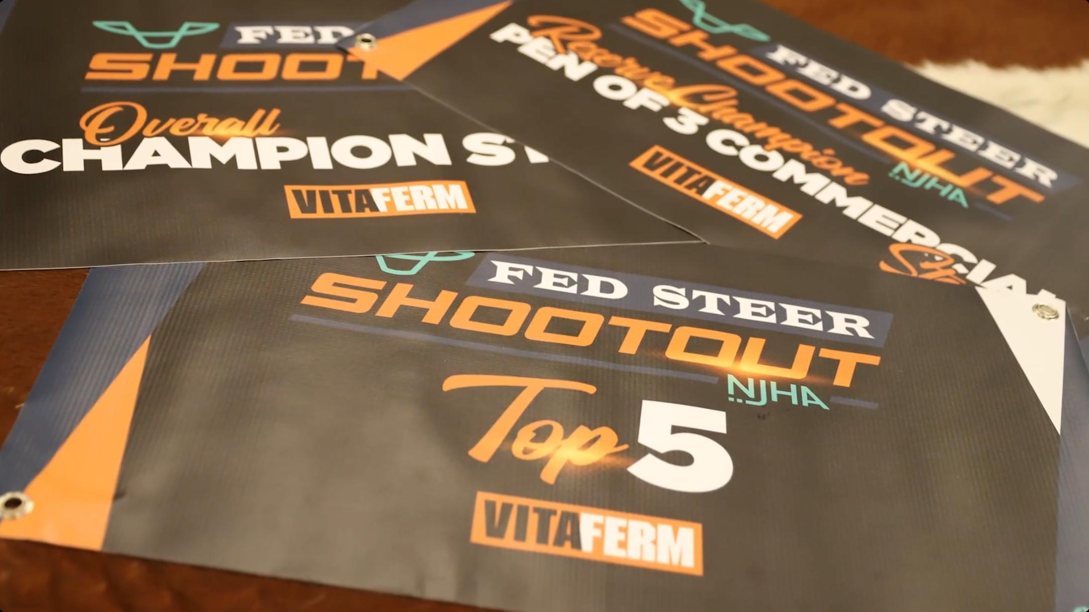NJHA Fed Steer Shootout Contest Winners Named